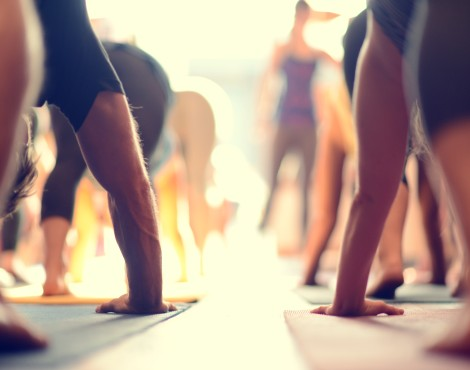 Embrace the unsexy* aspects of yoga (because they're vital)